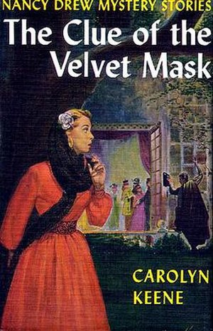 The Clue of the Velvet Mask - Image: Ndtcotvmbkcvr