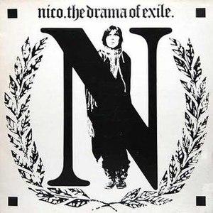 Drama of Exile - Image: Nico The Drama Of Exile