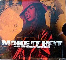 Nicole featuring Missy «Misdemeanor» Elliott and Mocha — Make It Hot (studio acapella)