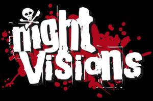 Night Visions (film festival) - Image: Night Visions Film Festival logo 2014