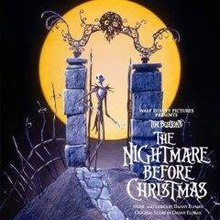 The Nightmare Before Christmas (soundtrack) - Wikipedia, the free ...