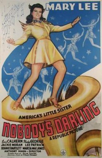 Nobody's Darling - Theatrical release poster