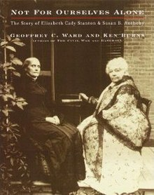 not for ourselves alone Watch ken burns: american lives - season 1, episode 1 - not for ourselves alone: the story of elizabeth cady stanton & susan b anthony: elizabeth cady stanton and susan b anthony were born.