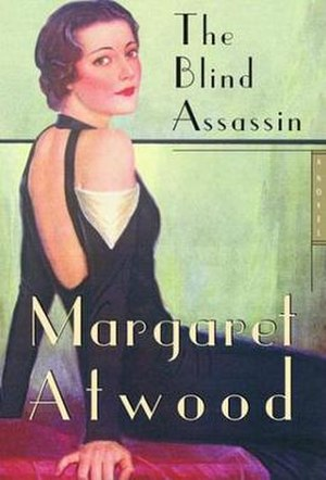 The Blind Assassin - First edition cover