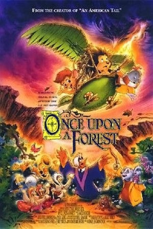 Once Upon a Forest - Image: OUAF poster