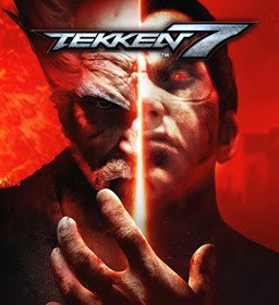 Official Tekken 7 Logo