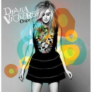 Once (Diana Vickers song) - Image: Once single cover by Diana Vickers