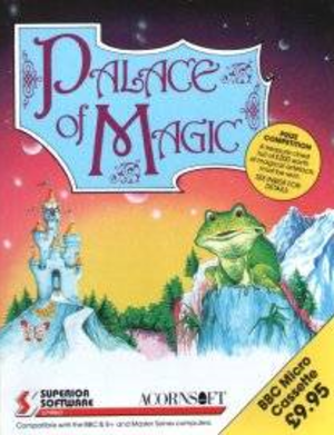 Palace of Magic - Palace of Magic
