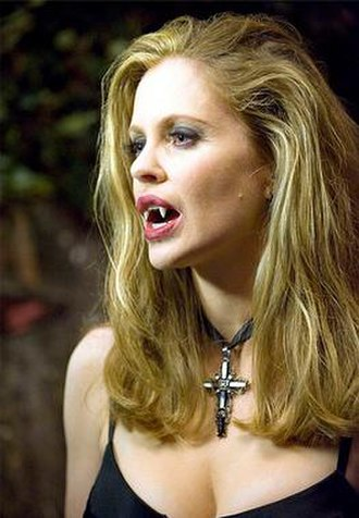 Pamela Swynford De Beaufort - Kristin Bauer van Straten starring as  Pamela Swynford De Beaufort in True Blood