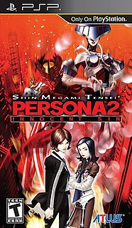 <i>Persona 2: Innocent Sin</i> Video game