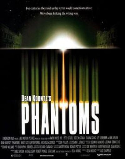 Picture of a movie: Phantoms