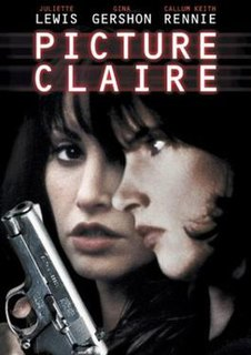 <i>Picture Claire</i> 2001 film by Bruce McDonald