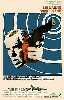 1967 American crime film directed by John Boorman