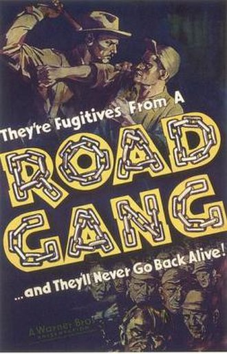 Road Gang - Image: Poster of the movie Road Gang