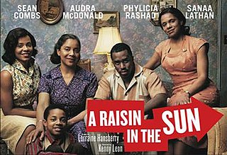 <i>A Raisin in the Sun</i> (2008 film) 2008 television film directed by Kenny Leon