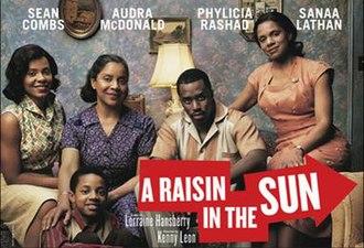 A Raisin in the Sun (2008 film) - Poster