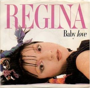 Baby Love (Regina song) - Image: Regina Baby Love US 7 inch cover