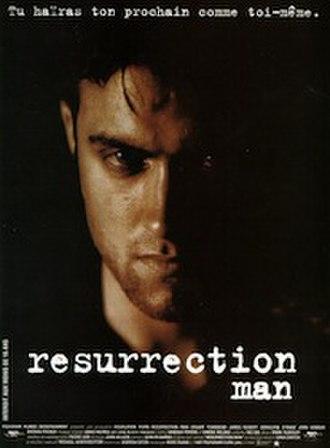 Resurrection Man (film) - Image: Resurrection man movie poster