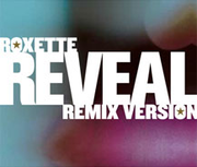 Cover of the single Reveal as released on the official web site