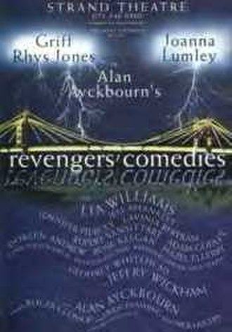 The Revengers' Comedies - 1991 West End production poster