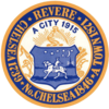 Official seal of Revere, Massachusetts