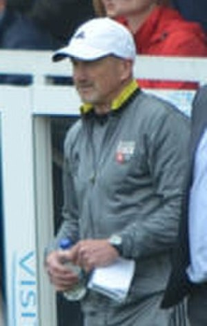 Richard O'Kelly - O'Kelly while Brentford assistant coach in 2017.