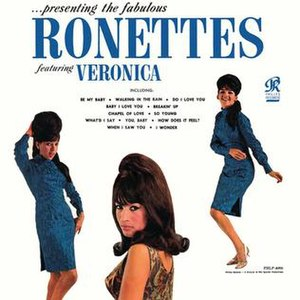 Presenting the Fabulous Ronettes Featuring Veronica - Image: Ronettes