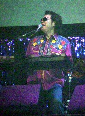 Ronnie Milsap - Milsap at Harrah's in St. Louis, Missouri on April 3, 2008