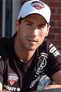 Rubén Xaus Spanish motorcycle racer