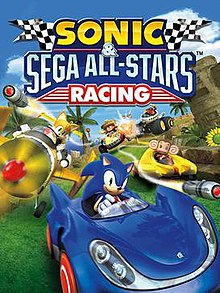 Sonic Sega All Stars Racing Wikipedia