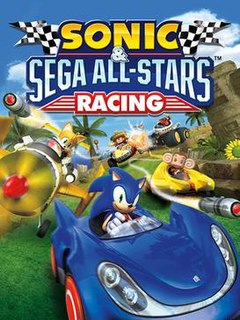 <i>Sonic & Sega All-Stars Racing</i> 2010 video game