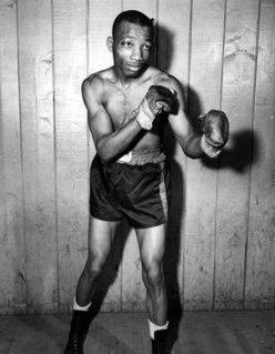 Sandy Saddler American boxer