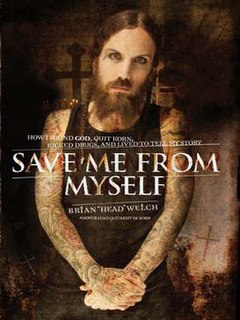 <i>Save Me from Myself</i>