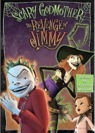 Scary Godmother: The Revenge of Jimmy - The book the special was adapted from.