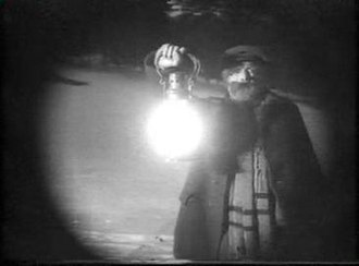 Shattered (1921 film) - Werner Krauss in 'Shattered'