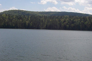 Schoharie Reservoir - View of Schoharie Reservoir