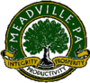 Official seal of Meadville, Pennsylvania