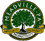 Official seal of Meadville