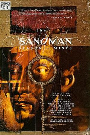 The Sandman: Season of Mists - Image: Season of Mist