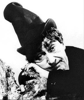 Second Doctor - Early promotional photo of the Second Doctor from 1966.