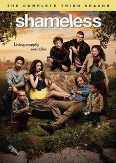 <i>Shameless</i> (season 3) season of the American television series