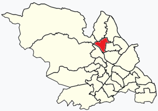 Southey, South Yorkshire Electoral ward in the City of Sheffield, South Yorkshire, England