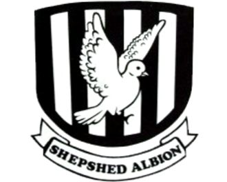 Shepshed Dynamo F.C. - Image: Shepshed Albion FC Crest