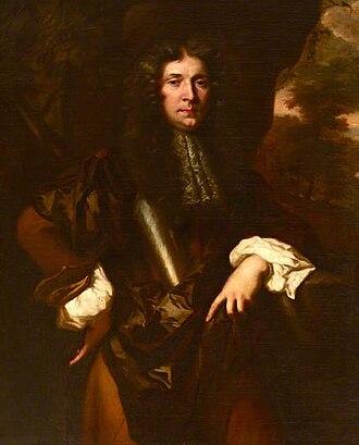 Sir John Banks, 1st Baronet - Sir John Banks, 1st Baronet
