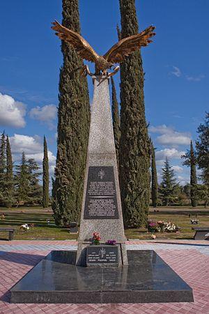 Soghomon Tehlirian - Image: Soghomom Tehlirian monument Fresno, CA1