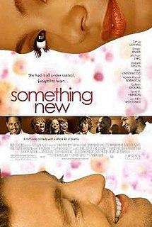 <i>Something New</i> (film) 2006 film by Sanaa Hamri