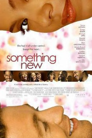 Something New (film) - Theatrical release poster
