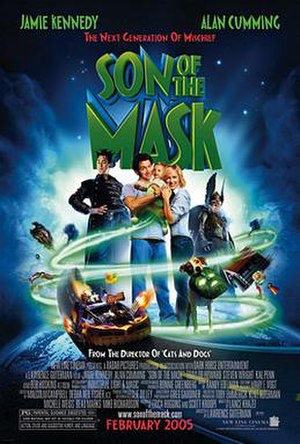 Son of the Mask - Theatrical release poster