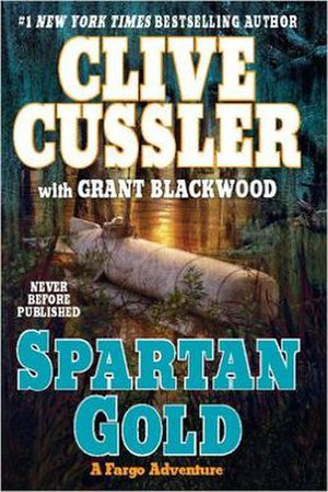 Spartan Gold - First paperback edition