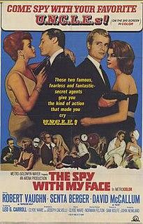 <i>The Spy with My Face</i>